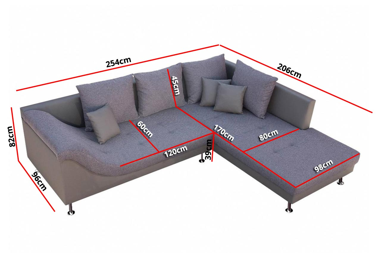 ecksofa boss elegante m bel eckcouch sofagarnitur sofa. Black Bedroom Furniture Sets. Home Design Ideas